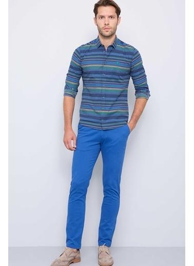 U.S. Polo Assn. Pantolon Mavi